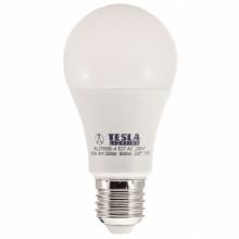 BL270930-4 Tesla - LED žárovka BULB, E27, 9W, 230V, 806lm, 25 000h, 3000K teplá bílá, 220°