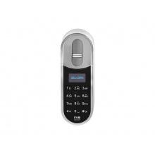 FAB ENTR - Čtečka,  bezpečnostní čtečka otisků prstů s PIN klávesnicí pro zámek FAB ENTR