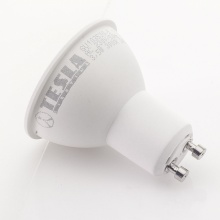 GU103530-5 Tesla - LED žárovka GU10, 3,5W, 230V, 240lm, 25 000h, 3000K teplá bílá, 100°