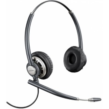 HW720 Plantronics - EncorePro náhlavní souprava, na obě uši, spona přes hlavu, mikrofon NC (78714-102)