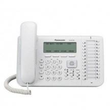 KX-NT543X Panasonic - IP systémový tel.,displej, PoE, pro KX-NS1000,bílý