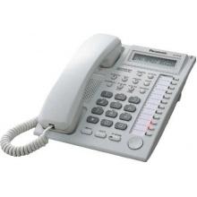 KX-T7730CE Panasonic - systémový telefon s displ. 1x16 znaků pro KX-TA308/616/TES824/TEM824/TEA308/NS500