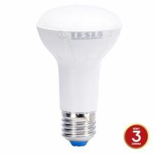 R6270730-5 Tesla - LED žárovka Reflektor R63, E27, 7W, 230V, 560lm, 30 000h, 3000K teplá bílá, 180°