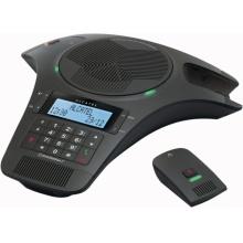 CONFERENCE 1500 ALCATEL Audio-konferenční zařízení s displejem v černém provedení pro analogovou linku