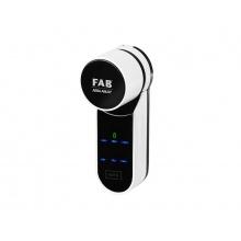 FAB ENTR - KIT 1, inteligentní bezklíčový motorický zámek, jednotka + nabíječka + magnet