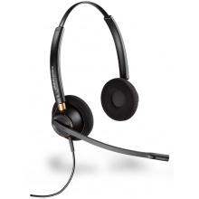 HW520 Plantronics - EncorePro náhlavní souprava, na obě uši, spona přes hlavu, mikrofon NC (89434-02)