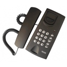 PH-578-BLACK Telco - standardní analogový telefon, černý