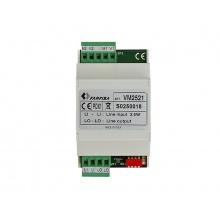 VM2521, modulátor pro 2 analogové kamery, systém DUO, ACI Farfisa