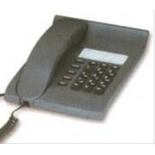 4FP12276.28/C Tesla - KSN2862-S standardní telefon, barva světle šedá
