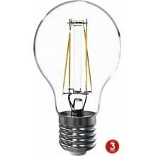 BL276527-3 Tesla - LED žárovka FILAMENT RETRO BULB E27, 7W, 230V, 806lm, 25 000h, 2700K teplá bílá, 360°,čirá