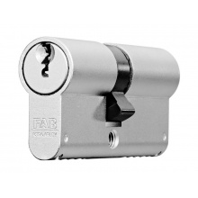 FAB ENTR / 45+55, cylindrická vložka pro motorický zámek FAB ENTR, rozměry 45+55