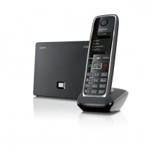 GIGASET-C530IP Gigaset - DECT/GAP bezdrátový IP telefon, 1,8