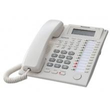 KX-T7735CE Panasonic - systémový telefon s displ. 3x16 znaků, 24 prog. tl., pro KX-TEA308/TES824/TEM824/NS500