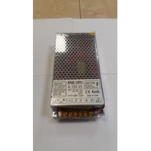 PS24150M-120 Tesla - LED zdroj 24V DC, 150W, 6,25A, IP20, kovová krabička