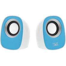 T`nB Blue MX Series Speakers 2.0 HPMX20BL