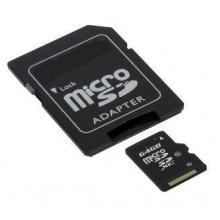 64GB SDXC - paměťová karta