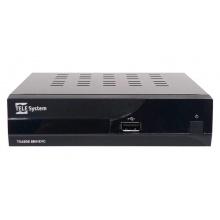 Terestriální přijímač TeleSystem TS6808 T2 HEVC