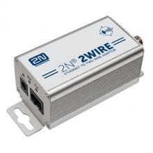 ATEUS-9159014EU 2N převodník 2Wire/Ethernet, sada dvou kusů, PoE