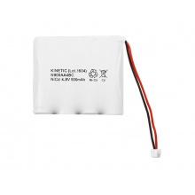 BAT-4V8-N900, NiCd baterie (4.8 V / 1800 mAh) pro jednosměrný opakovač signálu JA-150R, Jablotron