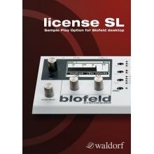 Waldorf License SL, Rozšížení pro Blofeld, 60MB
