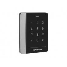 DS-K1102MK - Vnitřní bezkontaktní čtečka Mifare s klávesnicí (HIKVISION)