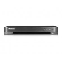 HSVR-04LT, hybridní DVR pro 4 kamery AHD/TVI/CVI/CVBS/IP, až 4 Mpx, 720p Real-Time, 1x SATA, MAZi