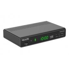 Terestriální přijímač Mascom MC750T2 HD HEVC H265 DVB-T2