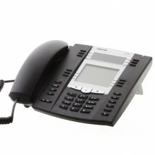6735i Mitel / Aastra - IP telefon, LCD, 9x SIP účtů, 2x RJ45 10/100/1000, 6x BLF, POE