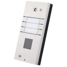 ATEUS-9135160 2N Analog Vario, dveřní interkom, 6 tl., okénko pro čtečku karet