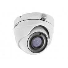 DS-2CE56H5T-ITM/28, venkovní ultra-citlivá dome HD TVI kamera 5 Mpx, f2.8mm, EXIR IR 20m, Hikvision