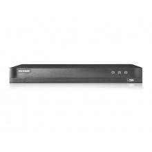 DS-7216HUHI-K2, hybridní DVR pro 16+2 kamer AHD/TVI/CVI/CVBS/IP, až 6 Mpx, 2x SATA, alarm, Hikvision
