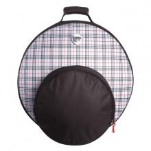 Sabian přepravní pouzdro Fast 22 Bold Cymbal Bag Plaid