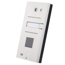 ATEUS-9135110 2N Analog Vario, dveřní interkom, 1 tl., okénko pro čtečku karet