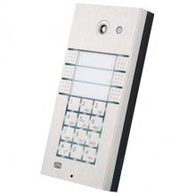 ATEUS-9135160K 2N Analog Vario, dveřní interkom, 6 tl., klávesnice