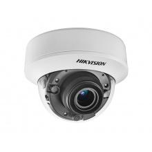 DS-2CE56F7T-AITZ, vnitřní motor-zoom dome HD TVI kamera 3 Mpx, f2.8-12mm, IR 30m, WDR, Hikvision