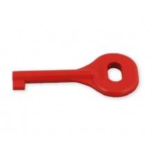 HFM SCH P, plastový  klíček určený k odaretování tl