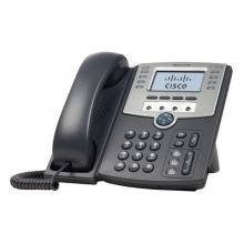 SPA509G Cisco - IP telefon, SIP, 12 IP linky, 2x Eth RJ45, POE, LCD