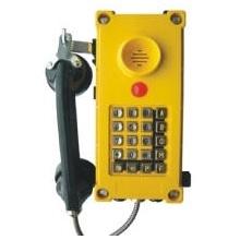 4FP15327 Tesla - Průmyslový telefonní přístroj s klávesnicí pro použití ve ztížených podmínkách IP65