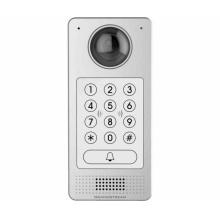 GDS3710 Grandstream - IP dveřní video komunikátor, FHD kamera, čtečka RFID karet, antivandal provedení