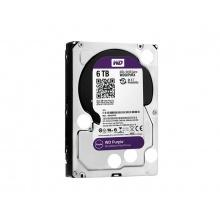 HDD-6TB, WD Purple 6000GB, 64MB cache, WD60PURX, Western Digital