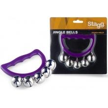 Stagg SHB5 PP rolničky s plastovou rukojetí
