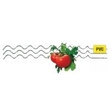 Tyč na rajčata 1,5m/6mm zelená