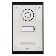 ATEUS-9153101 2N IP Uni, dveřní interkom, 1 tl., vč. zápustné krabice