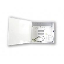 Box S-20, standardní box pro EZS ústředny (+Trafo 20VA)