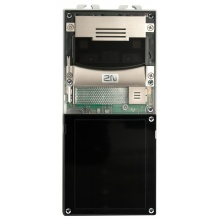 ATEUS-9155401C-E 2N LTE Verso, dveřní interkom, 1 tl., HD kamera, nikl