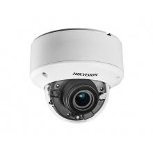 DS-2CE56D8T-VPIT3Z - 2MPix venkovní DOME kamera TurboHD; ICR + EXIR + motor. ZOOM 2,8-12mm