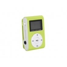 Přehrávač MP3 SETTY LCD GREEN