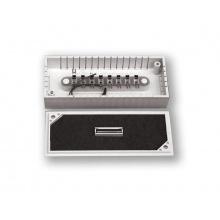 RK Z111 rozvodná krabice 8 pájecích svorek + tamper