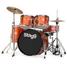 Stagg TIM322B SPBR, bicí sada, hnědá perleť