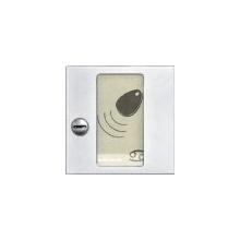 4FN23123.5/M Tesla - modul RAK BES KARAT s OPJ a bezdotykovou čtečkou RFID (se zámkem) USB nerez